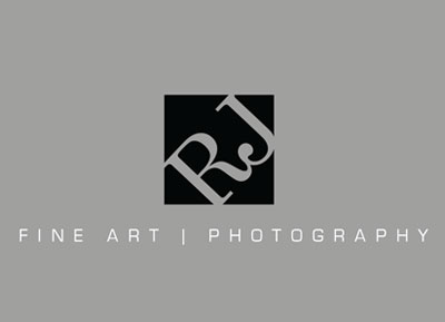 RJ Hooper Fine Art Photography Logo designed by James Hooper
